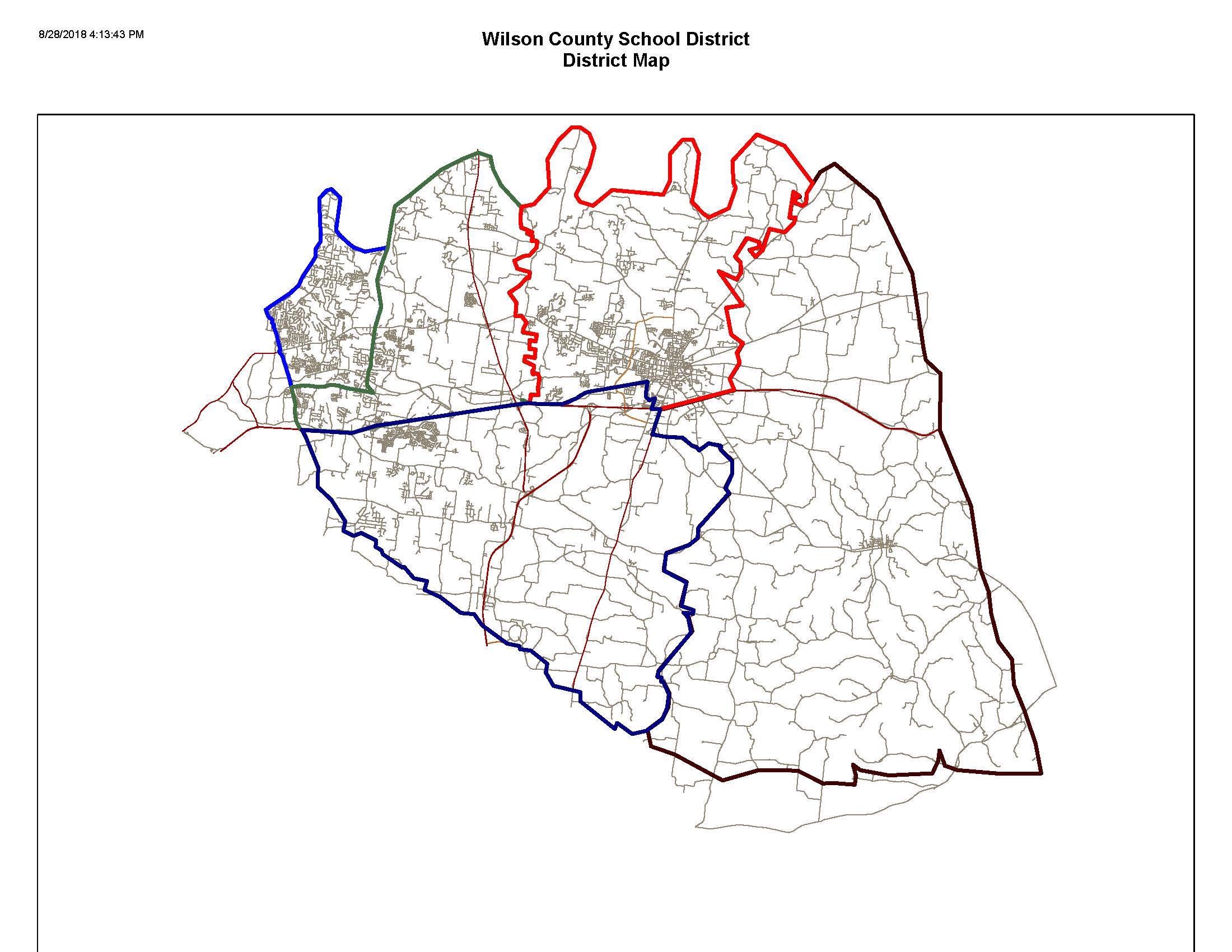 Wilson County Schools Proposed Rezoning | #makinghomehappen Blog